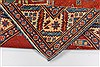 Kazak Red Hand Knotted 45 X 60  Area Rug 250-27366 Thumb 1