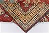 Kazak Beige Hand Knotted 310 X 61  Area Rug 250-27368 Thumb 3