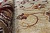 Pishavar Beige Hand Knotted 51 X 60  Area Rug 250-27369 Thumb 2