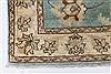 Pishavar Beige Hand Knotted 33 X 410  Area Rug 250-27370 Thumb 7