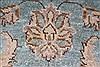 Pishavar Beige Hand Knotted 33 X 410  Area Rug 250-27370 Thumb 9