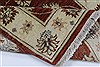 Ziegler Beige Hand Knotted 31 X 51  Area Rug 250-27371 Thumb 1