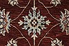 Ziegler Beige Hand Knotted 31 X 51  Area Rug 250-27371 Thumb 5