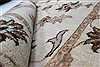 Ziegler Beige Hand Knotted 31 X 52  Area Rug 250-27373 Thumb 2