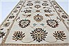Ziegler Beige Hand Knotted 31 X 52  Area Rug 250-27373 Thumb 4
