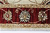 Ziegler Red Hand Knotted 30 X 50  Area Rug 250-27374 Thumb 5