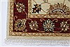 Ziegler Red Hand Knotted 30 X 50  Area Rug 250-27374 Thumb 7