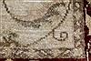 Pishavar Beige Hand Knotted 34 X 45  Area Rug 250-27378 Thumb 11