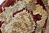 Pishavar Beige Hand Knotted 34 X 45  Area Rug 250-27378 Thumb 13