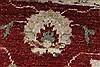 Pishavar Beige Hand Knotted 32 X 49  Area Rug 250-27380 Thumb 9