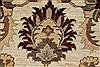 Pishavar Beige Hand Knotted 34 X 49  Area Rug 250-27381 Thumb 8