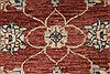 Pishavar Beige Hand Knotted 31 X 411  Area Rug 250-27384 Thumb 5