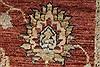 Pishavar Beige Hand Knotted 31 X 411  Area Rug 250-27384 Thumb 8