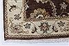 Pishavar Beige Hand Knotted 211 X 53  Area Rug 250-27385 Thumb 6