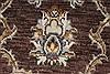 Pishavar Beige Hand Knotted 211 X 53  Area Rug 250-27385 Thumb 8