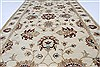 Ziegler Beige Hand Knotted 30 X 53  Area Rug 250-27386 Thumb 3
