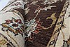 Ziegler Beige Hand Knotted 30 X 54  Area Rug 250-27387 Thumb 1