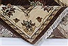 Ziegler Beige Hand Knotted 30 X 54  Area Rug 250-27387 Thumb 2