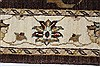 Ziegler Beige Hand Knotted 30 X 54  Area Rug 250-27387 Thumb 5