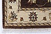 Ziegler Beige Hand Knotted 30 X 54  Area Rug 250-27387 Thumb 7