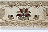 Ziegler Beige Hand Knotted 31 X 52  Area Rug 250-27389 Thumb 2