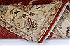 Pishavar Red Hand Knotted 35 X 411  Area Rug 250-27396 Thumb 1