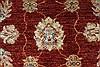 Pishavar Red Hand Knotted 35 X 411  Area Rug 250-27396 Thumb 5