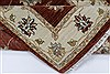 Ziegler Beige Hand Knotted 30 X 52  Area Rug 250-27399 Thumb 11