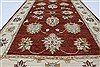 Ziegler Beige Hand Knotted 30 X 52  Area Rug 250-27399 Thumb 2