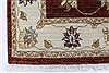 Ziegler Beige Hand Knotted 30 X 52  Area Rug 250-27399 Thumb 5