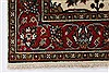 Kashmar Blue Hand Knotted 211 X 51  Area Rug 250-27404 Thumb 4