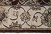 Pishavar Beige Hand Knotted 211 X 52  Area Rug 250-27405 Thumb 4