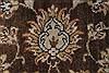 Pishavar Beige Hand Knotted 211 X 52  Area Rug 250-27405 Thumb 8