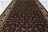 Herati Beige Hand Knotted 30 X 411  Area Rug 250-27411 Thumb 1