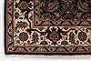 Herati Beige Hand Knotted 30 X 411  Area Rug 250-27411 Thumb 4