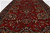 Sarouk Brown Hand Knotted 31 X 411  Area Rug 250-27412 Thumb 4