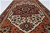 Serapi Brown Hand Knotted 30 X 411  Area Rug 250-27415 Thumb 7