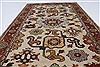 Serapi Brown Hand Knotted 31 X 51  Area Rug 250-27420 Thumb 4