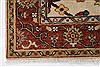 Serapi Brown Hand Knotted 31 X 51  Area Rug 250-27420 Thumb 7