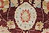 Pishavar Beige Hand Knotted 32 X 50  Area Rug 250-27421 Thumb 7
