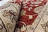 Pishavar Beige Hand Knotted 31 X 50  Area Rug 250-27424 Thumb 11