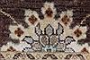 Pishavar Beige Hand Knotted 211 X 53  Area Rug 250-27425 Thumb 10