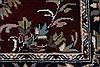 Sarouk Beige Hand Knotted 31 X 51  Area Rug 250-27430 Thumb 9