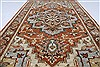 Serapi Brown Hand Knotted 211 X 40  Area Rug 250-27433 Thumb 1