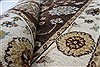 Ziegler Beige Hand Knotted 31 X 52  Area Rug 250-27438 Thumb 1