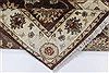 Ziegler Beige Hand Knotted 31 X 52  Area Rug 250-27438 Thumb 2