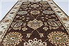 Ziegler Beige Hand Knotted 31 X 52  Area Rug 250-27438 Thumb 4
