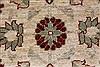 Pishavar Beige Hand Knotted 32 X 46  Area Rug 250-27441 Thumb 6