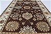 Ziegler Beige Hand Knotted 30 X 53  Area Rug 250-27442 Thumb 1