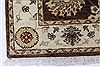 Ziegler Beige Hand Knotted 30 X 53  Area Rug 250-27442 Thumb 4